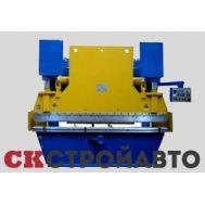 Пресс листогибочный гидравлический ИБ1428-01