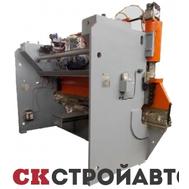 Пресс листогибочный гидравлический ИБ1430Б-01
