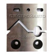 Фигурные ножи к гильотине НГ13, НГ16 (сортовая секция)