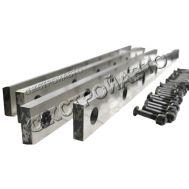 Ножи для гильотины по металлу НГ13Г01 (комплект 4 шт.)