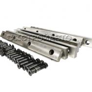 Ножи для гильотины НГ25Г02 (комплект 6 шт.)