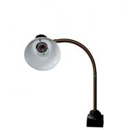 Светильник станочный белый (Е27)