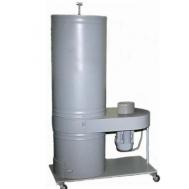 Установка вентиляционная пылеулавливающая УВП-2000АК (с 4 колесными опорами)