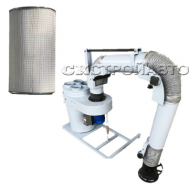Пылеулавливающий агрегат УВП-2000А(АК)-ФК1 с ПВУ