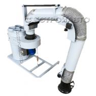 Пылеулавливающий агрегат УВП-1200А с ПВУ