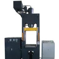 Пресс гидравлический для пластмасс ДЕ2436