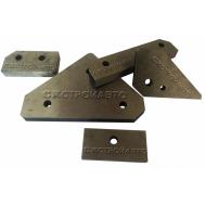 Ножи для резки уголка для НГ5224