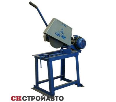 Абразивно-отрезной станок СОМ-400В