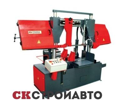 Ленточнопильный колонный станок C500A