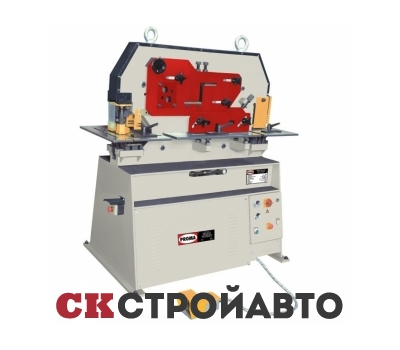 Комбинированные гидравлические пресс-ножницы HEP-450
