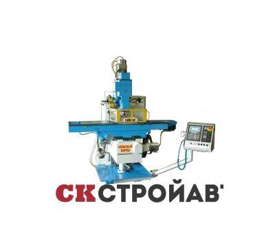 Станок вертикальный консольно-фрезерный с ЧПУ ОРША-Ф32ВФ3х01