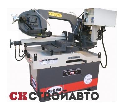 Полуавтоматический ленточнопильный станок по металлу PPS-270HPA