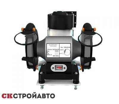 Станок точильно-шлифовальный с форсированной вытяжкой ЗСВ-20