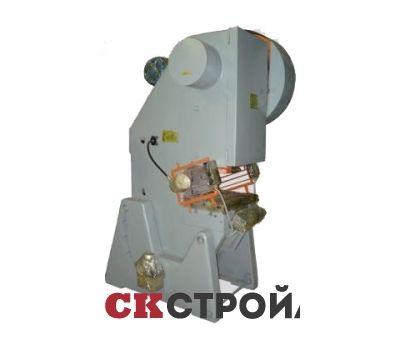 Кривошипный пресс КД2326