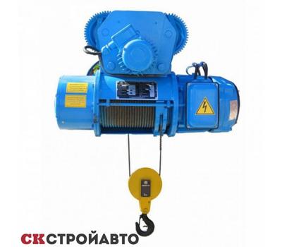 Тельфер электрический г/п-5т, в/п-6м