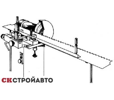 Станок точильно-шлифовальный ВЗ-879.02 Беларусь