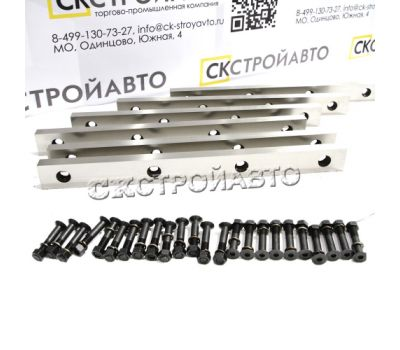Ножи для гильотины НГ6Г (комплект 4 шт.)