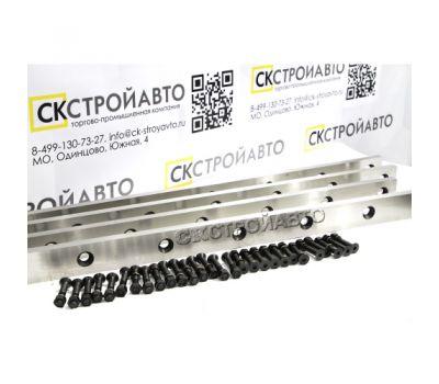 Ножи для гильотины по металлу НГ6Г02 (комплект 6 шт.)