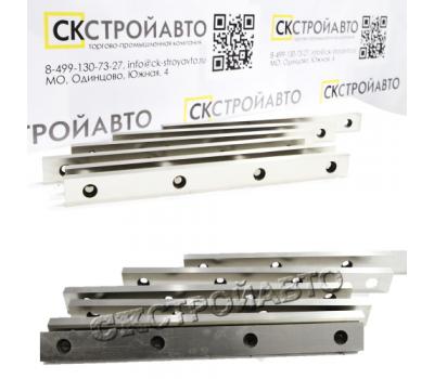Ножи для гильотины НГ25Г01 (комплект 4 шт.)