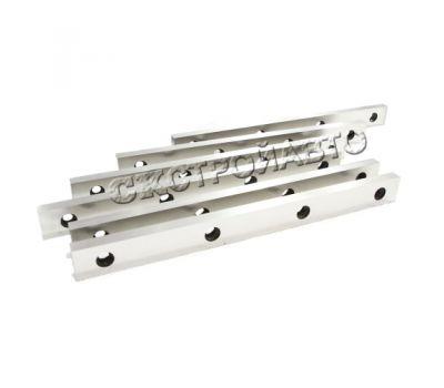 Ножи к гильотинным ножницам НГ13, НГ13М (комплект из 6 шт.)