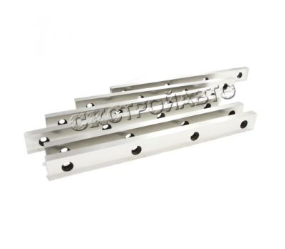 Ножи для гильотины по металлу Н3118 (комплект 8 шт.)