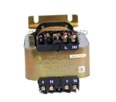 Трансформатор напряжения трехобмоточный ОСМ1-0,25 УЗ для 1С132