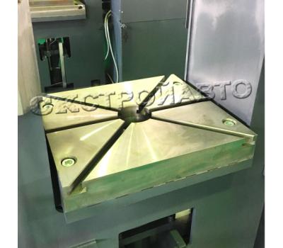 Пресс гидравлический для пластмасс ДГ2430