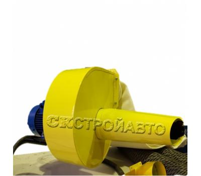 Абразивный пылесос П-2000