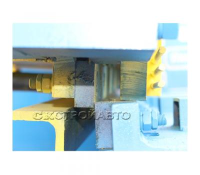 Ножницы гильотинные кривошипные НГ16М