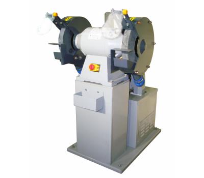 Двухдисковый шлифовальный станок с пылесосом PROMA BKL-3000