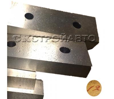 Нож к станку СМЖ-172 (110х40х18 резьба м12)