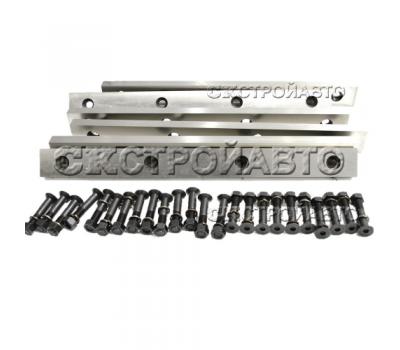 Ножи для гильотинных ножниц НГ16Г02 (комплект 6 шт.)