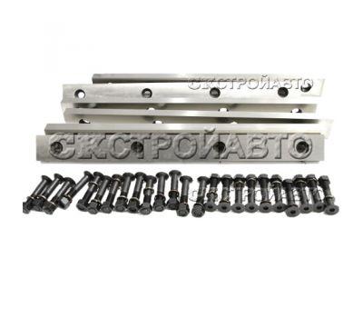 Ножи для гильотины по металлу НГ20Г (комплект 4 шт.)