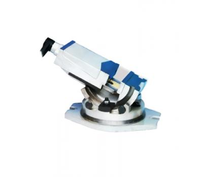 Станочные тиски PROMA SS-125 с поворотным основанием