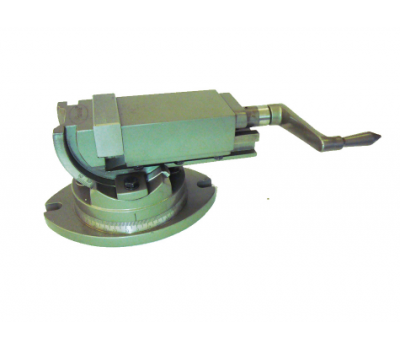 Поворотные наклонные тиски PROMA 75 мм.