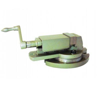 Поворотные тиски, PROMA 75 мм.