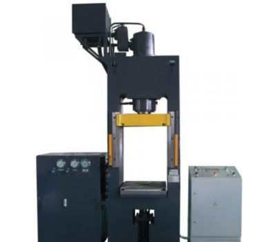 Пресс гидравлический для пластмасс ДГ2434