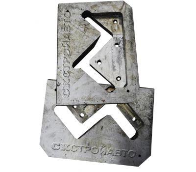 Нож плиты для резки уголка в сборе для НГ5224