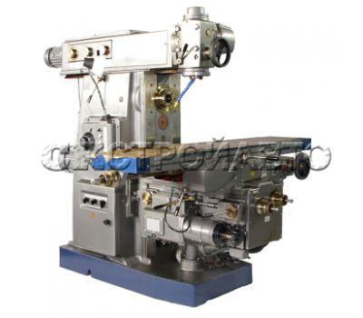 Станок консольно-фрезерный широкоуниверсальный 6Т82Ш