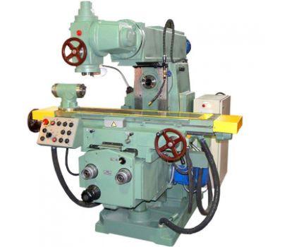 Станок консольно-фрезерный широкоуниверсальный 6Р83Ш