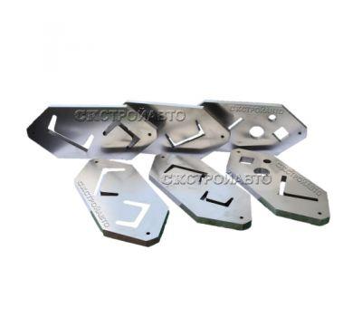 Ножи С229А для швеллеров № 8, 10