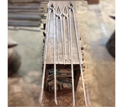 Кузнечный набор из 2 клещей (клещи термиста)
