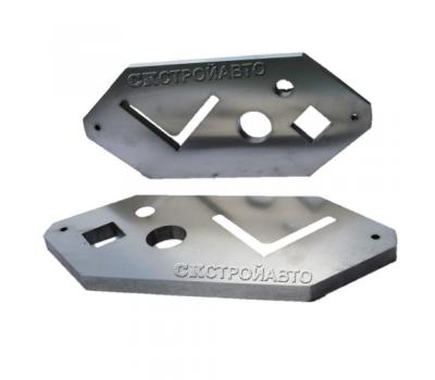 Ножи С229А для уголка, круга, квадрата
