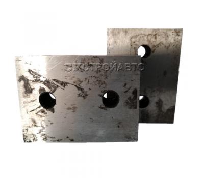 Нож на рубочный станок Icaro C-52 (88х58х24 резьба м12)