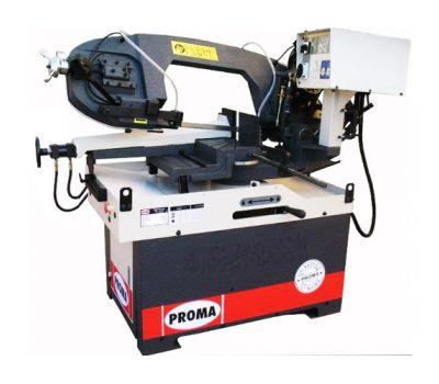 Полуавтоматический ленточнопильный станок по металлу PROMA PPS-270HPA
