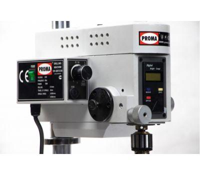 Станок настольно-сверлильный PROMA VR-6DF