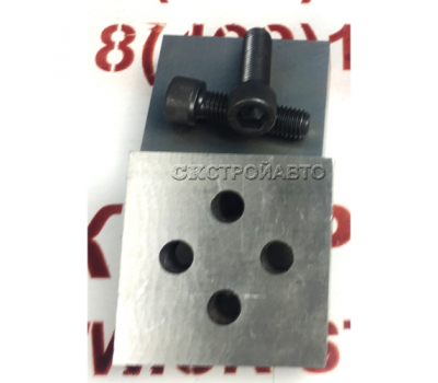Комплект ножей для рубки арматуры 83х83х26 мм, 4 отв (GQ-40)