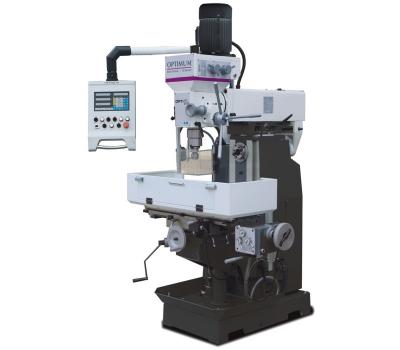 Универсально-фрезерный станок OPTIMUM МТ50