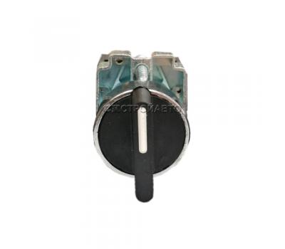 Кнопка управления 10А, 400V, переключатель
