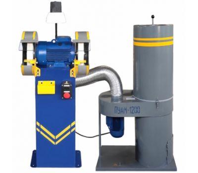 Станок точильно-шлифовальный ТШ-2Д-П с ПУАМ